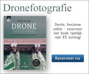 Dronefotografie 3e druk