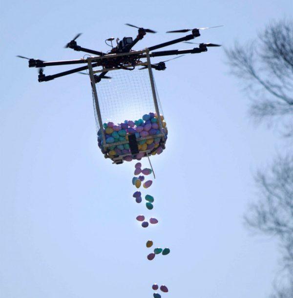 Eiercopter-in-volle-vlucht
