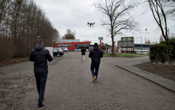 Intro van Rise of the Infamous, locatie sportclub Feijenoord, Varkenoord