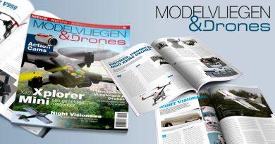 Tijdschrift Modelvliegen&Drones