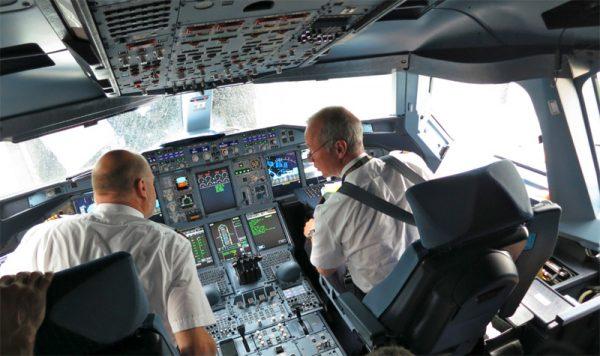 Piloten-A380
