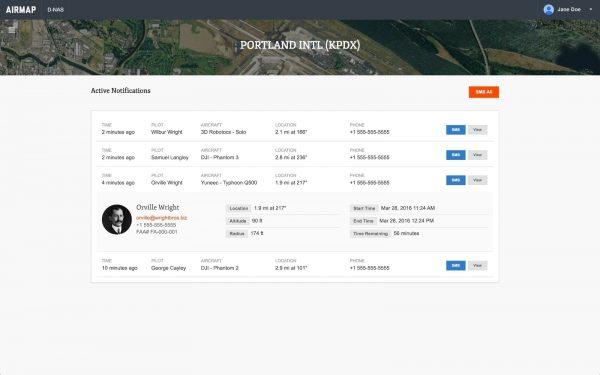 D-NAS contactgegevens dronepiloot