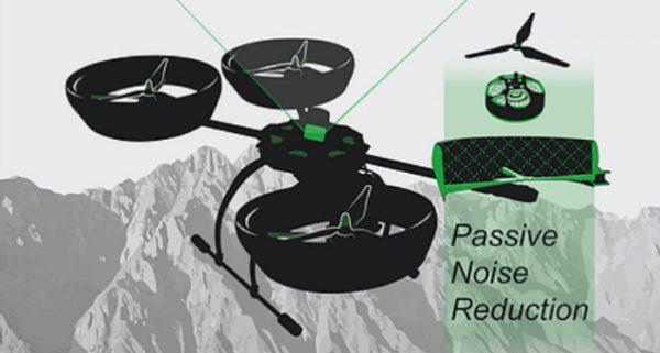 Dotterel-drone-noise-reduction