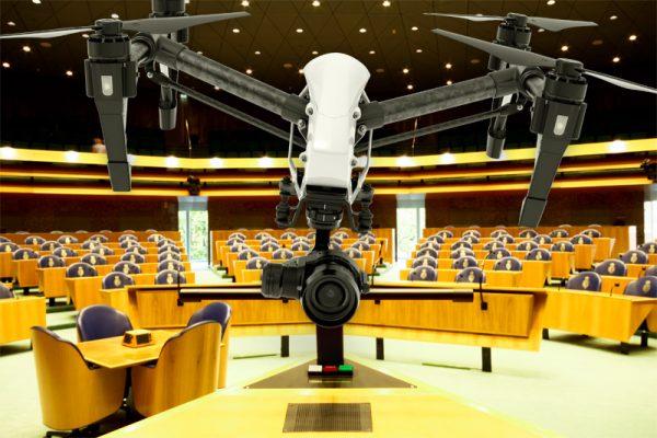 Drone-Tweede-Kamer