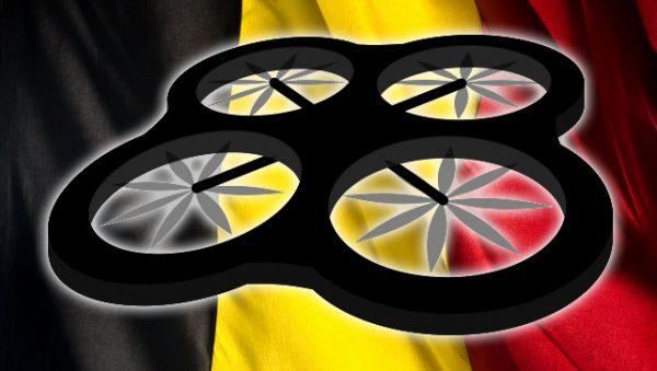Drone-wetgeving-Belgie