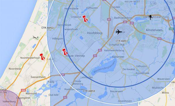 Geofencing-experiment-locaties