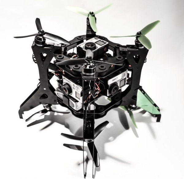 Spherie drone