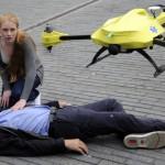 Stad Gent ondersteunt verdere ontwikkeling AED-drone