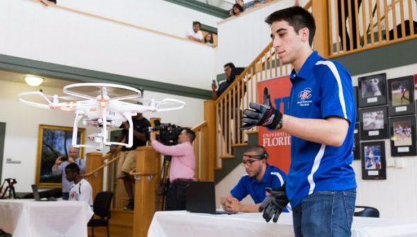 drone-besturen-brein