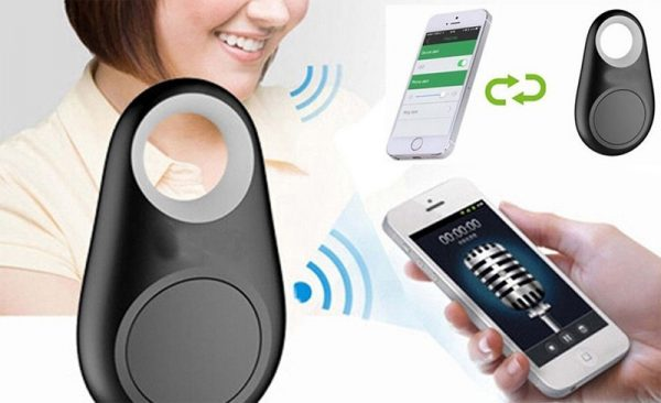 Bluetooth-GPS-tracker
