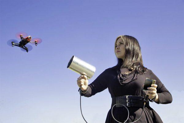 Drone-stoorzender