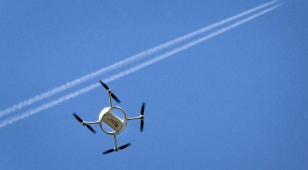 Drone-vliegtuig