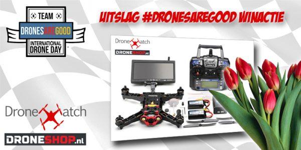 Dronesaregood-uitslag-winactie