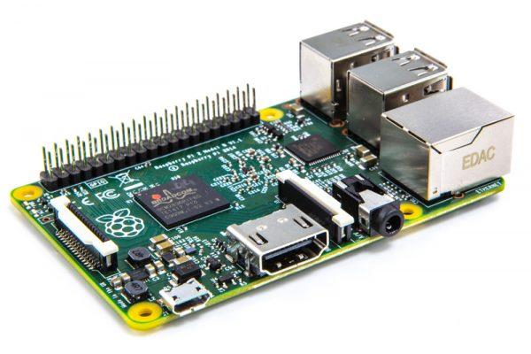 De Raspberry Pi kost nog geen drie tientjes