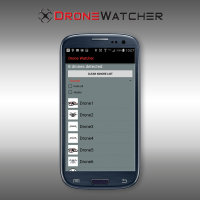 DroneWatcher android
