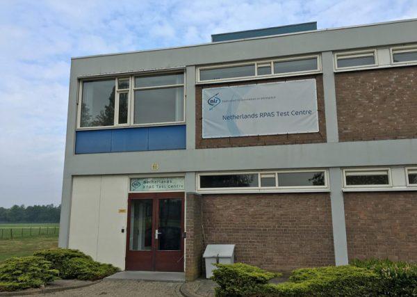 Het Netherlands RPAS Test Centre van het NLR bij Marknesse