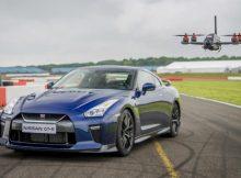 Nissan-GT-R-drone