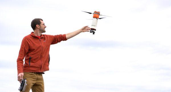 Sprite-drone-in-actie