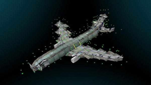 Airbus-3D-model
