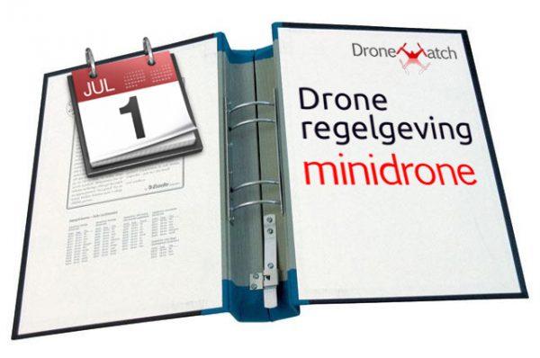 Regelgeving-minidrones