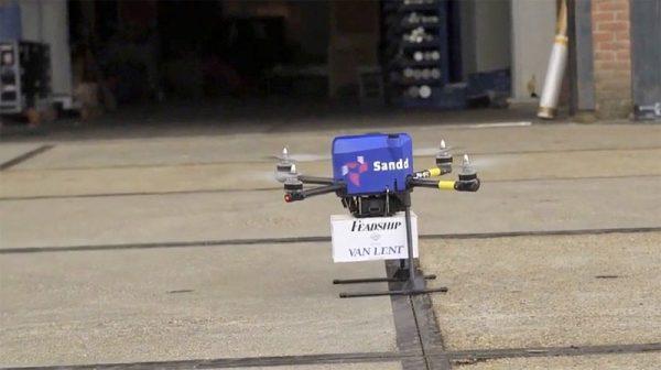 Sandd-drone