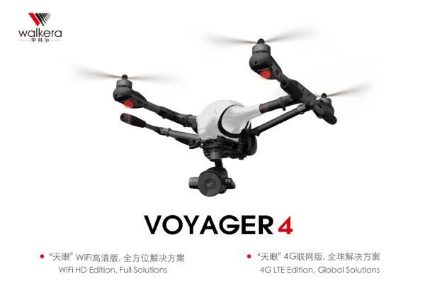 Walkera Voyager 4