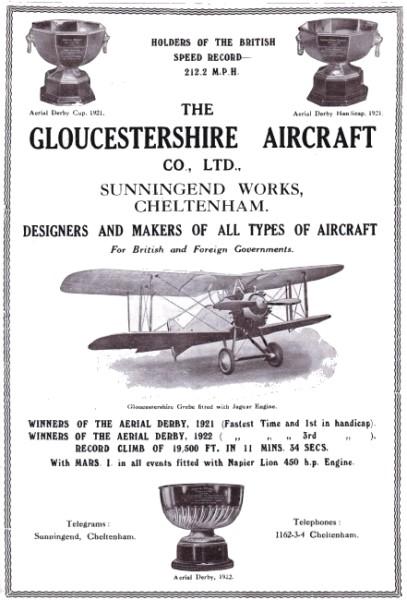 Gloster-Grebe-1923-1