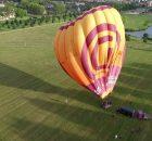 Opstijgende-luchtballon