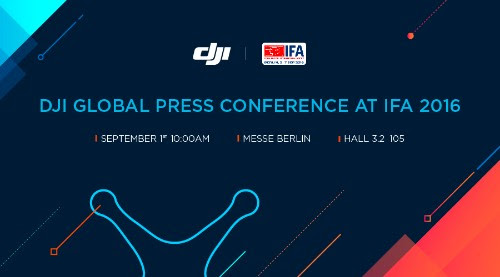 DJI IFA 2016