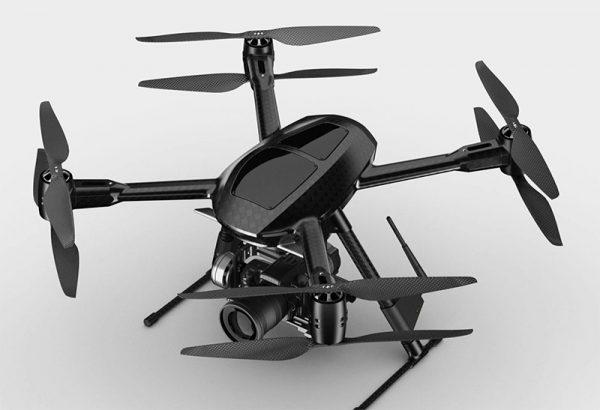 De Altura Zenith van Aerialtronics