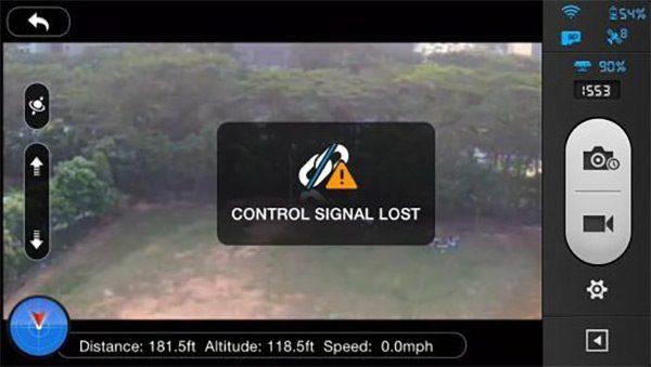 signal-lost