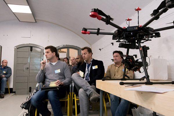deelnemers-droneconferentie