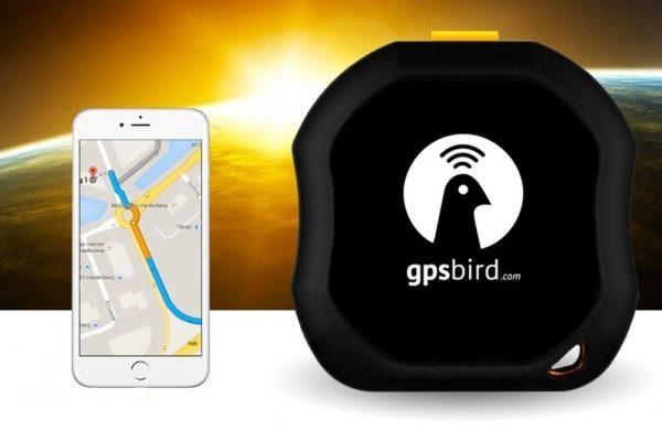GPS aansluiting site