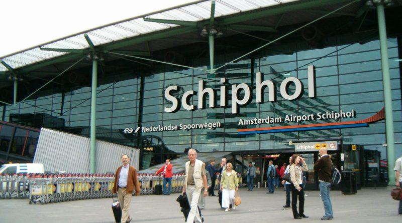 Schiphol. Foto: Shirley de Jong, CC-BY-SA