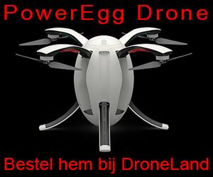 Bestel de PowerEgg bij DroneLand!