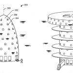 Amazon vraagt patent aan op gigantische drone-bijenkorf