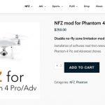 Russisch bedrijf verkoopt hacks waardoor je DJI drone overal kan vliegen
