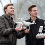 Ook ROC Midden Nederland van start met drone-opleiding