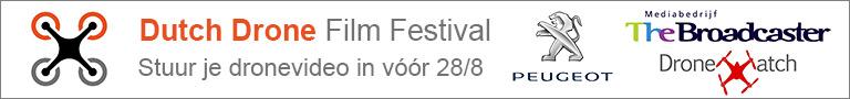 Doe mee aan het Dutch Drone Film Festival