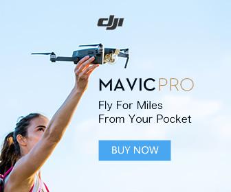 Bestel de DJI Mavic Pro