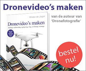 Bestel het boek 'Dronevideo's maken' bij Bol.com