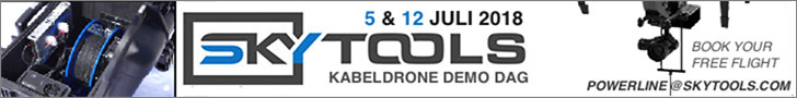 Skytools KabelDrone demodag