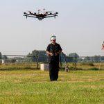 KNMI experimenteert met drone voor metingen op grote hoogte