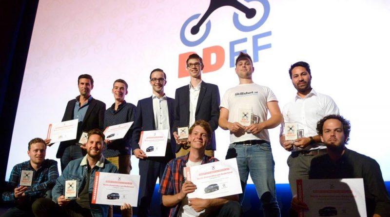 Dit zijn de winnaars van het eerste dutch drone film festival