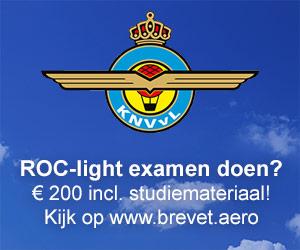 ROC-licht examen doen? €200 bij de KNVvL