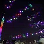 Kijken: bijna 1.200 drones tegelijk de lucht in tijdens Chinees evenement