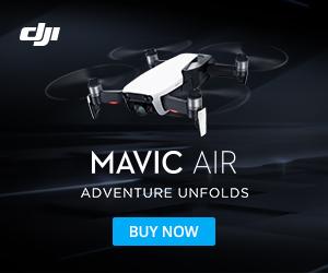 Bestel de Mavic Air direct bij DJI