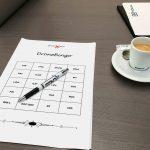 Leuk voor voor tijdens meetings en opleidingen: DroneBingo