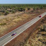 Kijken: dronebeelden van zonnerace door Australië