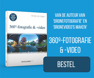 360º-fotografie en -video